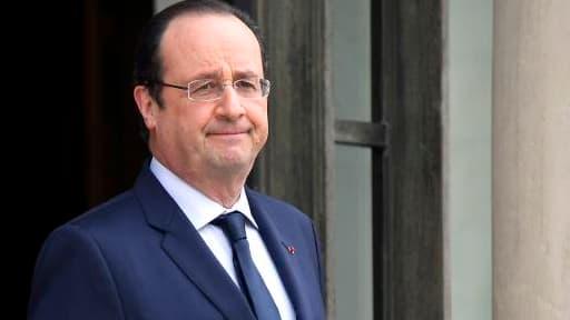 François Hollande a réuni plusieurs ministres pour faire ce point d'étape.