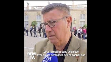 """Un ancien compagnon d'armes de Jacques Chirac raconte: """"Un militaire se fait tuer pour son chef, il n'y en a pas beaucoup qui y arrive"""""""