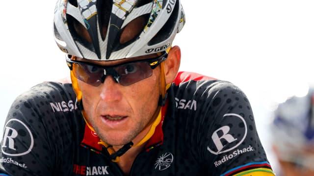 L'étape dans les Alpes aura été fatale à Armstrong