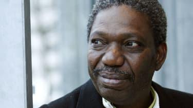 Idrissa Ouedraogo à la Cinémathèque de Paris en 2018