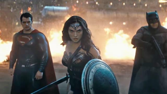 Batman, Superman et Wonder Woman