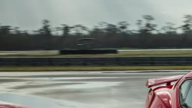 La Camaro ZL1 sera disponible en concession en fin d'année aux Etats-Unis.