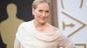 Meryl Streep en mars 2014