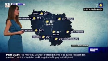 Météo: un beau ciel bleu ce mardi en région parisienne, des températures fraîches dans la matinée et jusqu'à 25°C cet après-midi