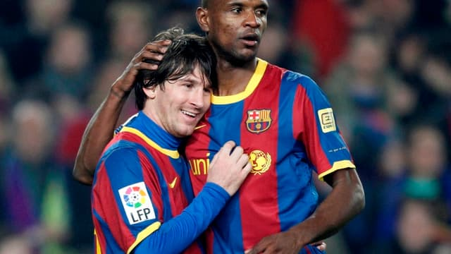 Abidal et Messi commenceront en demi-finale