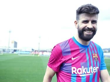 Le nouveau maillot du Barça pour la saison 2021-2022