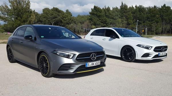 La Classe A reste un modèle de conquête pour Mercedes.