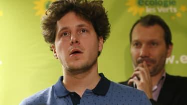 L'élu EELV, Julien Bayou, a été à l'origine d'une requête pour demander l'identification des entreprises ne respectant pas l'égalité salariale.