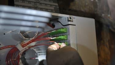 Au 30 juin 2015, date de la résiliation du contrat avec Numéricable, le département reprend l'exploitation et de la maintenance du réseau fibre optique, déjà déployé