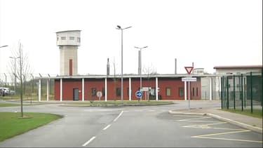 La prison de Vendin-le-Vieil.