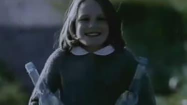 Emilie Delaunay avait 11 ans quand elle a participé à la célèbre publicité Quézac en 1995