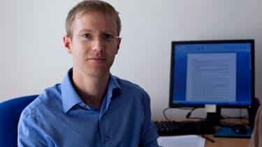 Antoine Bozio, lauréat du prix du meilleur jeune économiste 2017