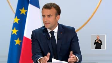 Conférence de presse d'Emmanuel Macron à l'Elysée, le 25 avril 2019