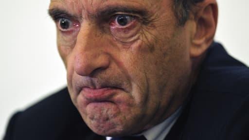 """Henri Proglio est bien visé par une enquête pour """"trafic d'influence"""", à six mois du vote sur son maintien à la tête d'EDF."""