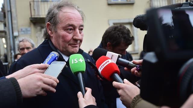 Gervais Martel, président de Lens