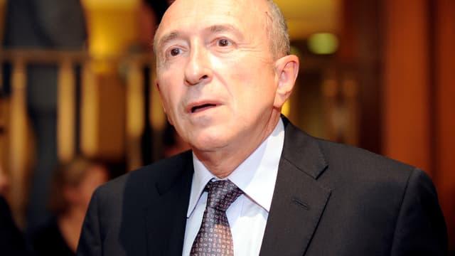 Le ministre de l'Intérieur, Gérard Collomb.