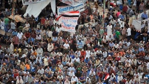 Des manifestations étaient attendues ce vendredi dans les rues du Caire.
