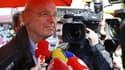 Patrick Stefanini, directeur de campagne de François FIllon, le 12 octobre 2016 à Boulogne-Billancourt.