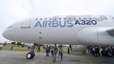 Airbus veut accélérer la fabrication de ses A320neo. (image d'illustration)