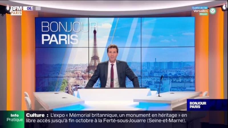 Le Vélo BFM Paris du jeudi 16 septembre