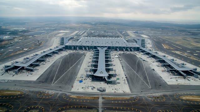 L'aéroport est inauguré lundi 29 octobre.