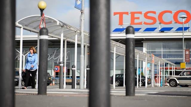 Tesco avait surestimé ses comptes d'un peu plus de 330 millions d'euros
