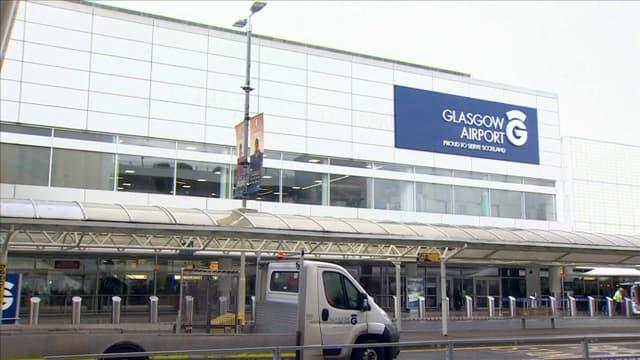Aéroport international de Glasgow (illustration)