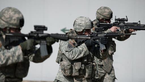 Les exportations d'armes dans le secteur terrestre ont augmenté de 5%.