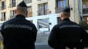 Des gendarmes à Ajaccio le 26 décembre 2015 (photo d'illustration).