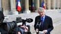 A l'issue d'un entretien avec le président Nicolas Sarkozy, Baudoin Prot, directeur général de BNP Paribas et président de la Fédération bancaire française a déclaré que les banques françaises s'étaient engagées à porter les crédits aux petites et très pe