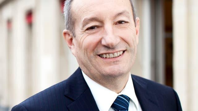 Michel Brillat, directeur de l'ingénierie patrimoniale chez GCP Entrepreneurs
