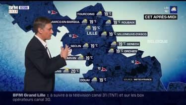 Météo Nord-Pas-de-Calais: de fréquentes averses dans l'après-midi