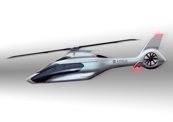 Les croquis du Peugeot Desing Lab avant la version définitive d'Airbus.