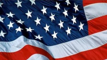 Le drapeau américain symbolise l'union