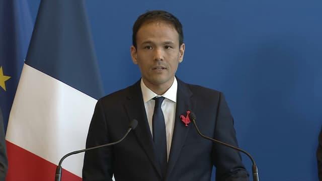 Cédric O est le nouveau secrétaire d'Etat au numérique.