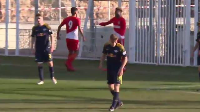 Youth League: Monaco sort de sa poule, mais n'est pas encore en 8es