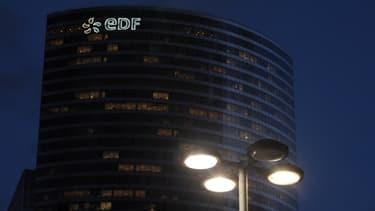 EDF est pénalisé par une concurrence accrue et la chute des prix de l'électricité.
