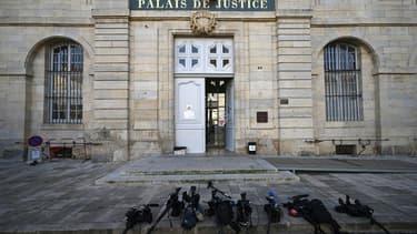 Le palais de justice de Haute-Saône.