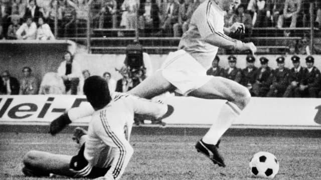 Johan Cruyff s'en est allé