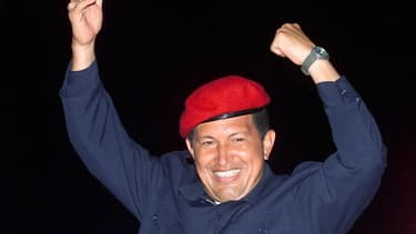 Hugo Chavez est élu président pour la première fois en décembre 1998.