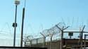 Entrée du camp Delta du complexe de Guantanamo.