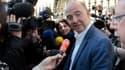 Pierre Moscovici brigue le portefeuille des Affaires économiques et monétaires à la Commission européenne.