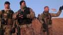 Fred, Pascal et Kim, trois volontaires français partis combattre Daesh aux côtés des Peshmergas, en Irak.