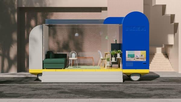 """""""Ikea sur roues"""""""