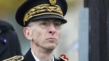 Le préfet de police de Paris Didier Lallement.