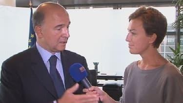Au micro de BFMTV, Pierre Moscovici a apporté plus de précisions sur les grandes lignes du Budget 2014 annoncé ce mercredi matin.