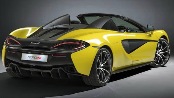 McLaren poursuit sa conquête du segment des supercars, en proposant des modèles qui mêlent audance italienne dans le look, et conduite efficace mais charmeuse à l'anglaise.