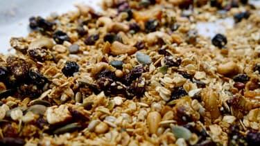 """Nashoba Brook Bakery  avait ajouté """"amour"""" aux ingrédients figurant dans son granola (image d'illustration)."""