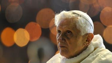 Benoît XVI quittera se fonctions le 28 février 2013