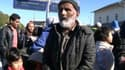 Abdul Quader Aziz, 110 ans, est arrivé mardi à Passau, en Allemagne.